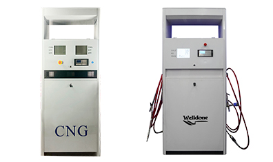 CNG/NGV Dispenser